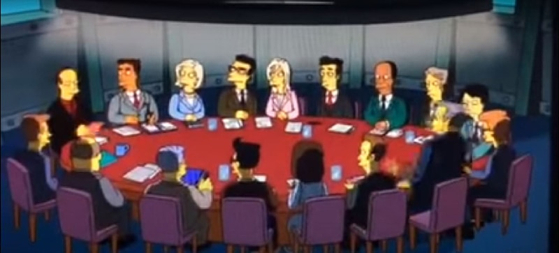 """simpsonsflu2 The Simpsons' Clip About a """"Cat Flu"""" Was Incredibly Prophetic"""