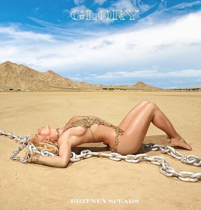"""2020 05 09 09 30 08 Britney Spears on Instagram """"You asked for a new Glory cover and since it went e1591371571730 Symbolic Pics of the Month 06/20"""