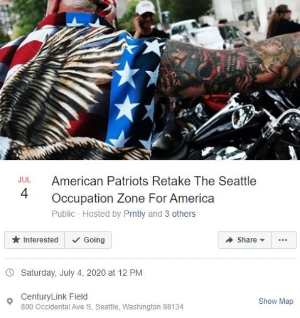 2020 06 24 11 15 16 American Patriots Retake Seattle.jpg 501×530 Lebanon Was Torn Apart by a Civil War and the U.S. is Going Down a Similar Path
