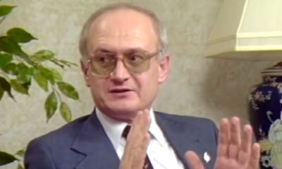 "Ex-KGB Explains ""The Four Stages of Ideological Subversion"" ... It's All Happening Now (video)"