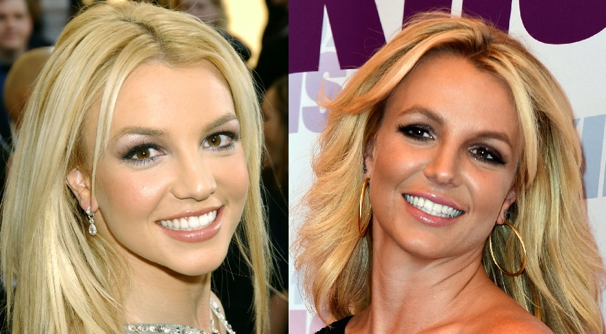 britsmile Something is Terribly Wrong With Britney Spears' Instagram Account