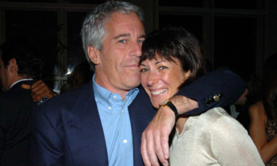 Suicide Watch: Ghislaine Maxwell Accused of Child Sex Trafficking for Jeffrey Epstein