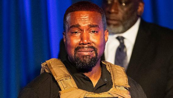 Kanye West Exposes Dark Truths About Kardashians, Tries to Break ...