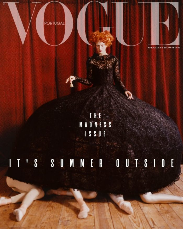 vogueportugal 106740192 296580784724175 4510765352261869675 n e1594140671512 Symbolic Pics of the Month 07/20