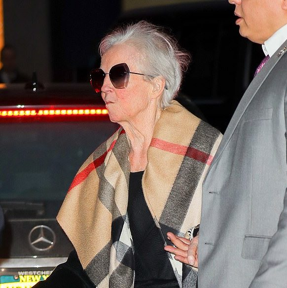 31622876 8598627 Patricia Carey is pictured arriving at Radio City Music Hall to a 73 1596688477362 e1598550172410 Mariah Carey's Sister Accuses Mother Of Abuse During Satanic Rituals