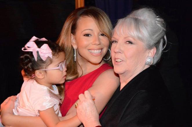 alison carey 07 Mariah Carey's Sister Accuses Mother Of Abuse During Satanic Rituals