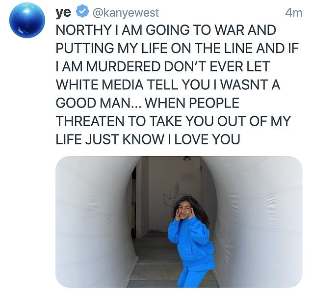 33344200 8748077 Disturbing Kanye West posted and deleted this message on Twitter a 148 1600446562706 Symbolic Pics of the Month 09/20