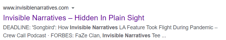 """2020 11 13 12 13 24 invisible narratives Google Search The Pandemic Thriller Movie """"Songbird"""" Will Be Pure Predictive Programming"""