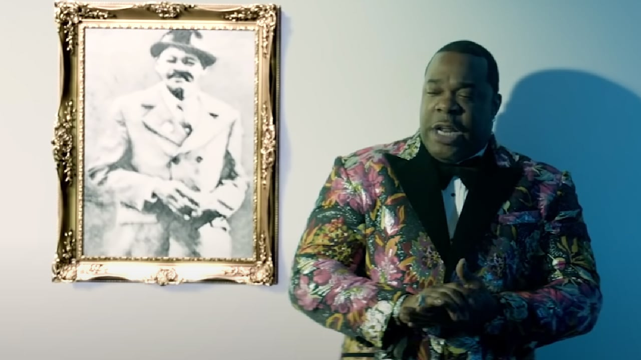 """leadele2 1 Busta Rhymes' Album """"ELE2"""": It's Messages About the New World Order and the Five-Percent Nation"""