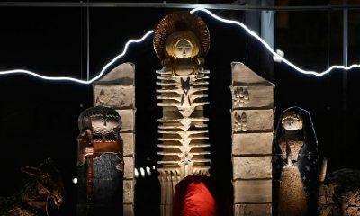 lead nativity The Occult Symbolism of the Vatican's 2020 Nativity Scene