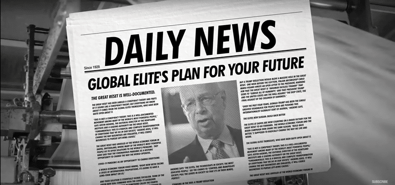 """davos6 """"What is the Great Reset?"""": A Blatant Propaganda Video by the World Economic Forum"""