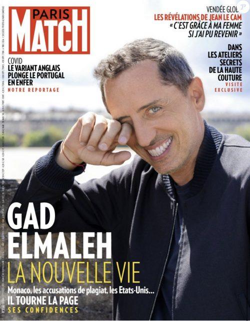 6075698 gad elmaleh pose pour paris match dans s 950x0 2 e1614289747443 Symbolic Pics of the Month 02/21