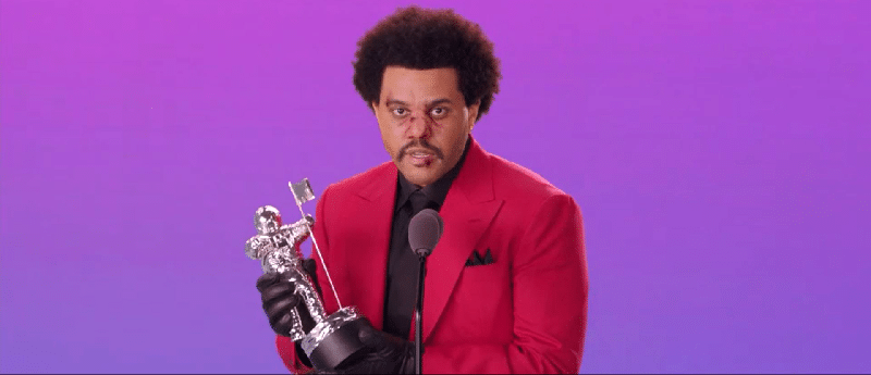 vma6 2 The Occult Meaning of The Weeknd's Super Bowl Performance