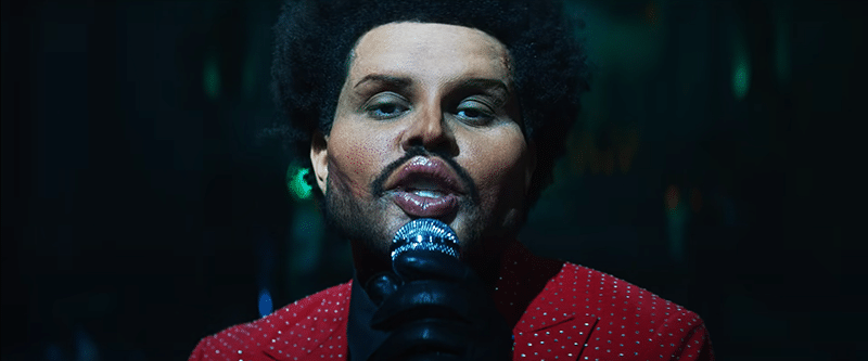 weekndsuperb9 1 The Occult Meaning of The Weeknd's Super Bowl Performance