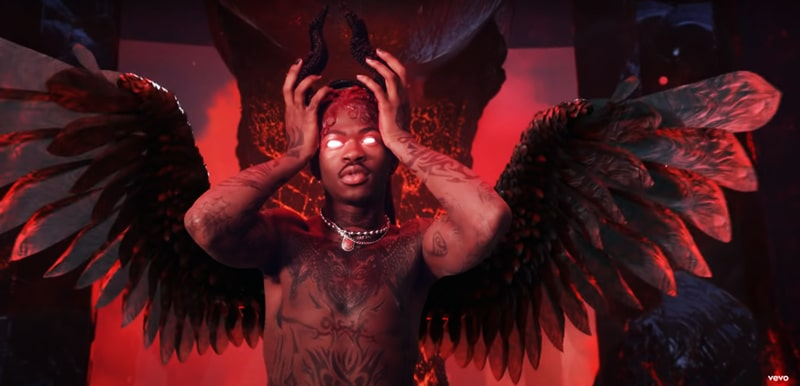 """montero11 The Occult Meaning of Lil Nas X's """"MONTERO"""" and the Symbolism of His """"Satan Shoes"""""""