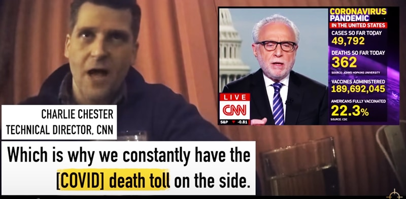 "cnncam1 We Need to Talk About That CNN Director Admitting That His Network is ""Propaganda"" (video)"