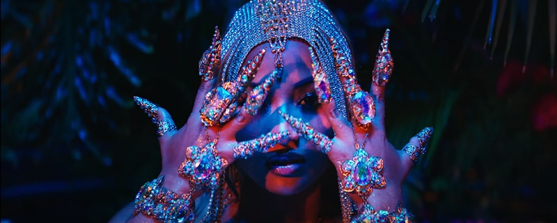 runrun6 The Occult Meaning of Shenseea's