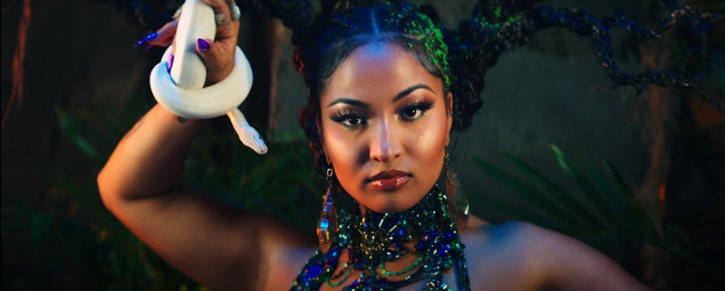 runrun9 The Occult Meaning of Shenseea's