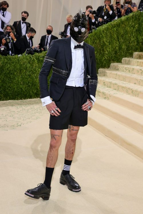 all the looks met gala 2021 evan mock scaled e1631639974708 The MET 2021 Gala: Another Display of the Elite's Insanity