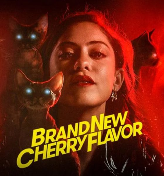 """leadcherryflavor1 The Meaning of Netflix's """"Brand New Cherry Flavor"""": A Celebration of Occult Hollywood"""